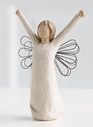 Angel of Courage (Cesaret Meleği)-Willow Tree